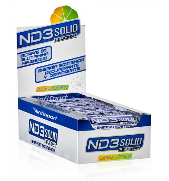 ND3 SOLID BARRITAS (21x 40 gr)