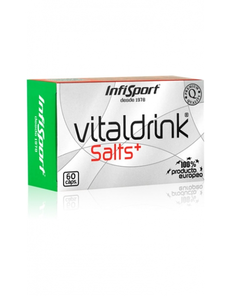 VITALDRINK SALTS+ 60 Caps