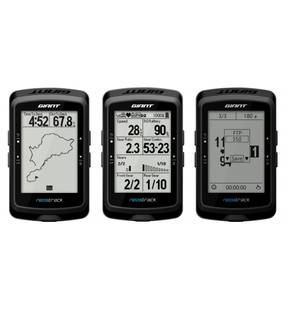 Giant Neos Track GPS